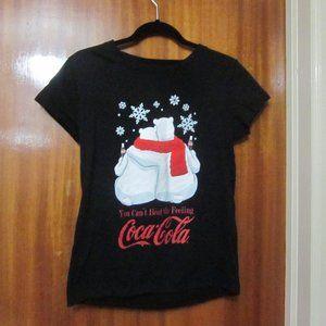 Coca Cola tshirt, size L